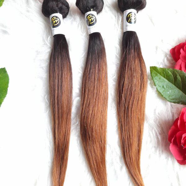 2tone Italian hair